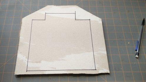 The inside shape