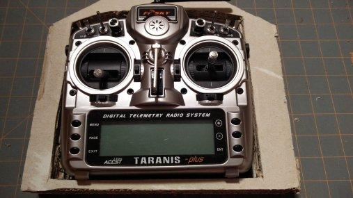 radio in the insert