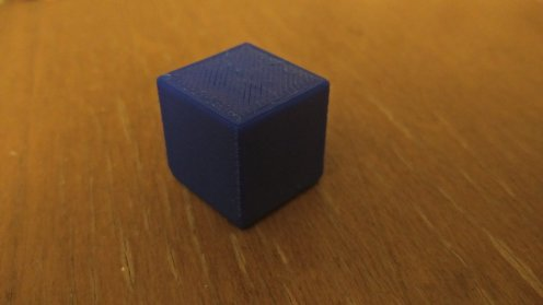 A lot of work has gone into making this cube